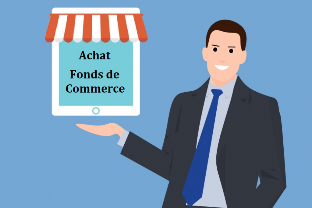 Achat fonds de commerce 06
